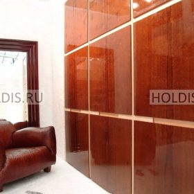 ламинированные стеновые панели мдф