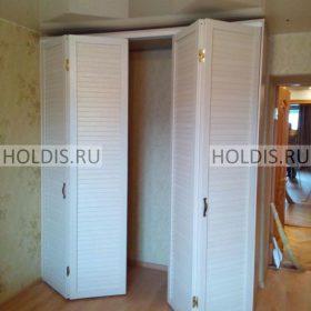 раздвижные перегородки для гардеробной