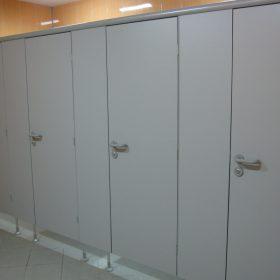 сантехнические перегородки для дошкольных учреждений купить