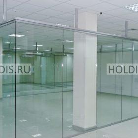 стеклянные торговые перегородки